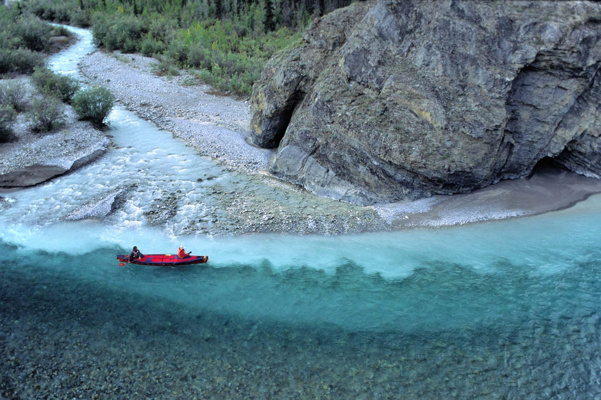 Yukon Canoeing Trips