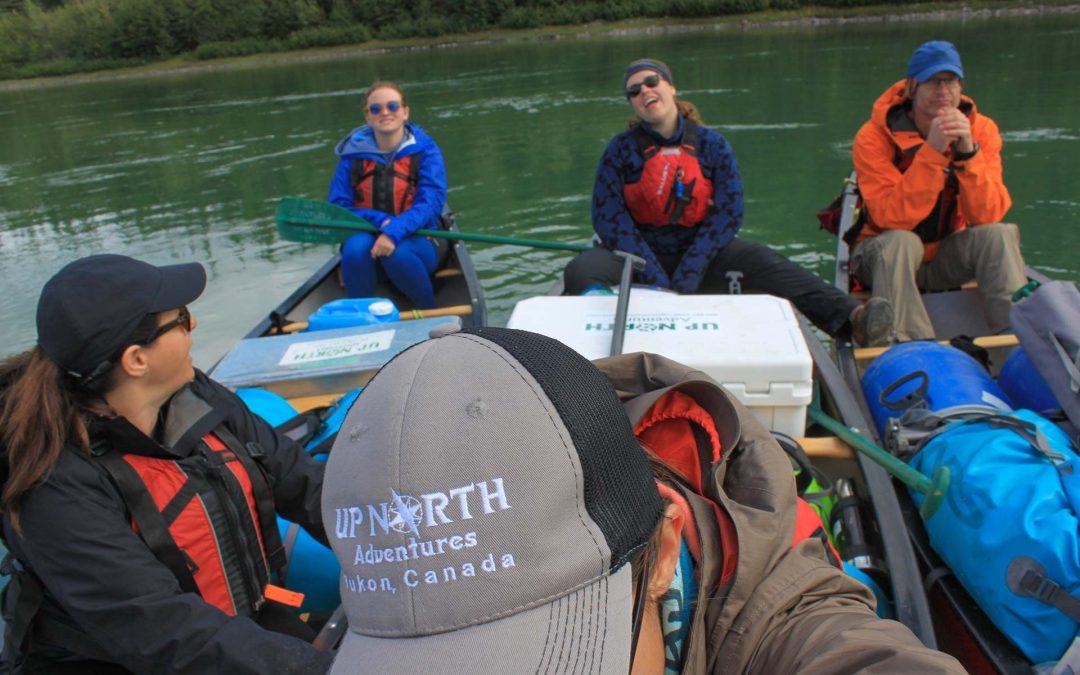 Yukon River Self Guided Day Trips