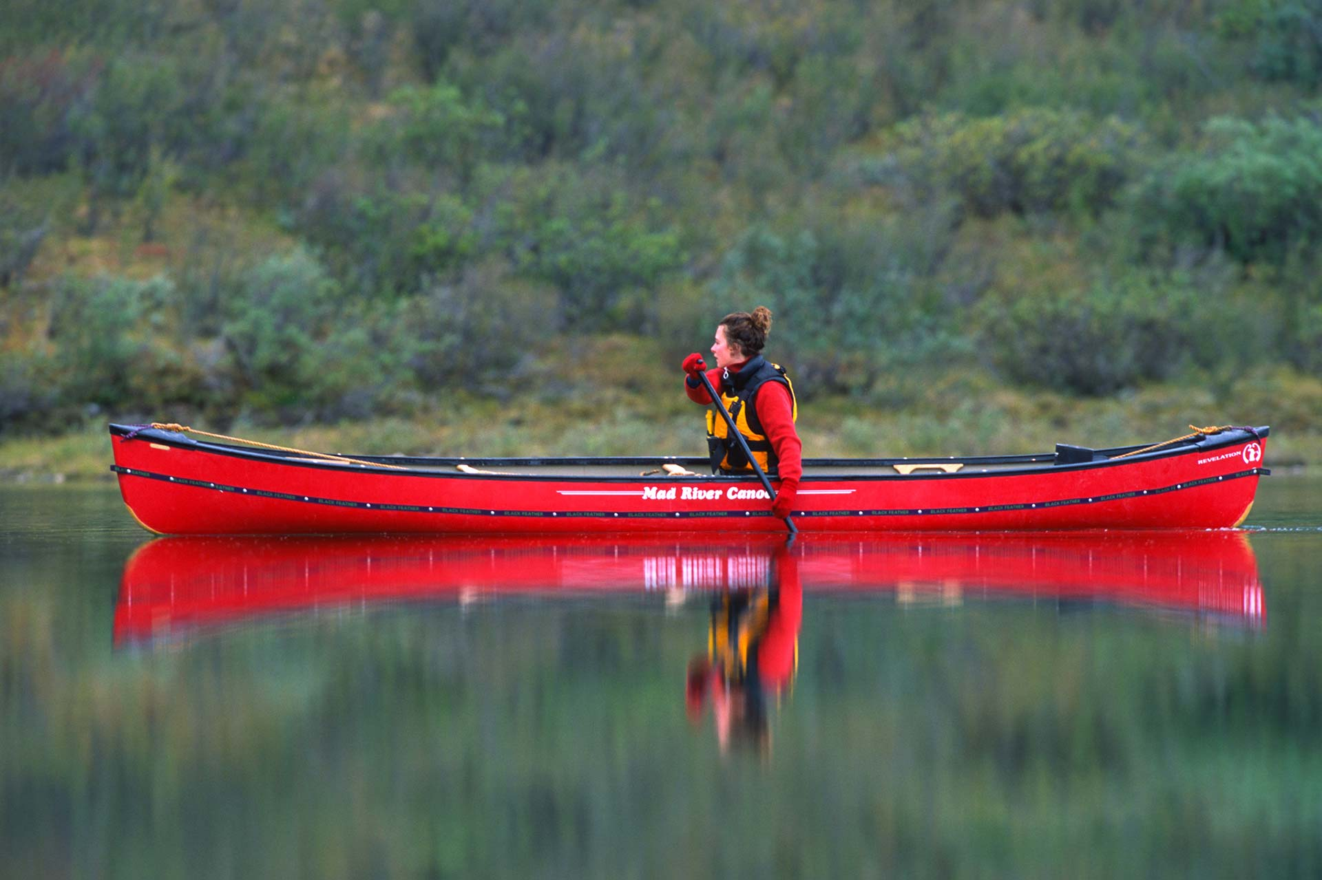 Guided Teslin River Tour