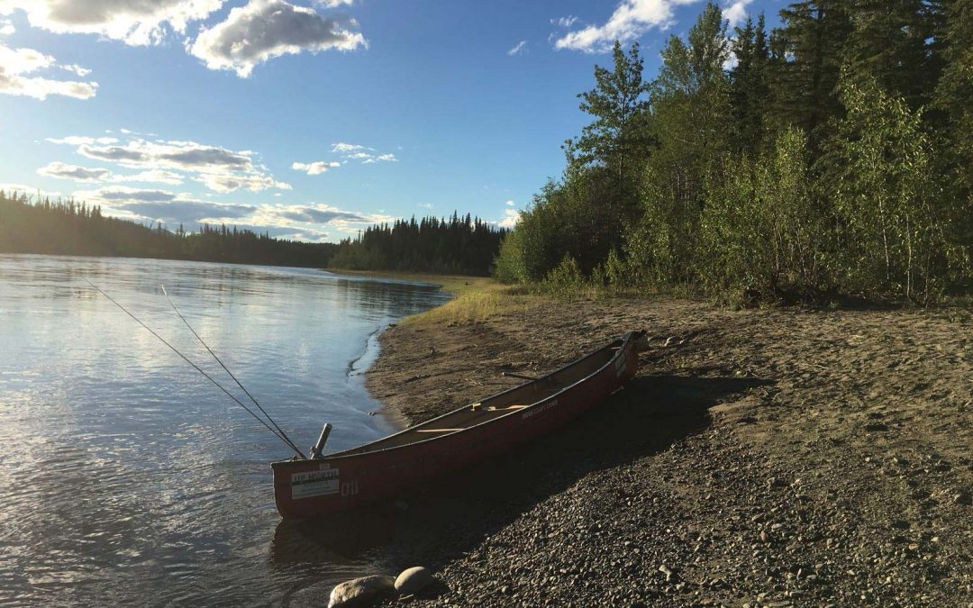 Teslin River Self Guided Trip