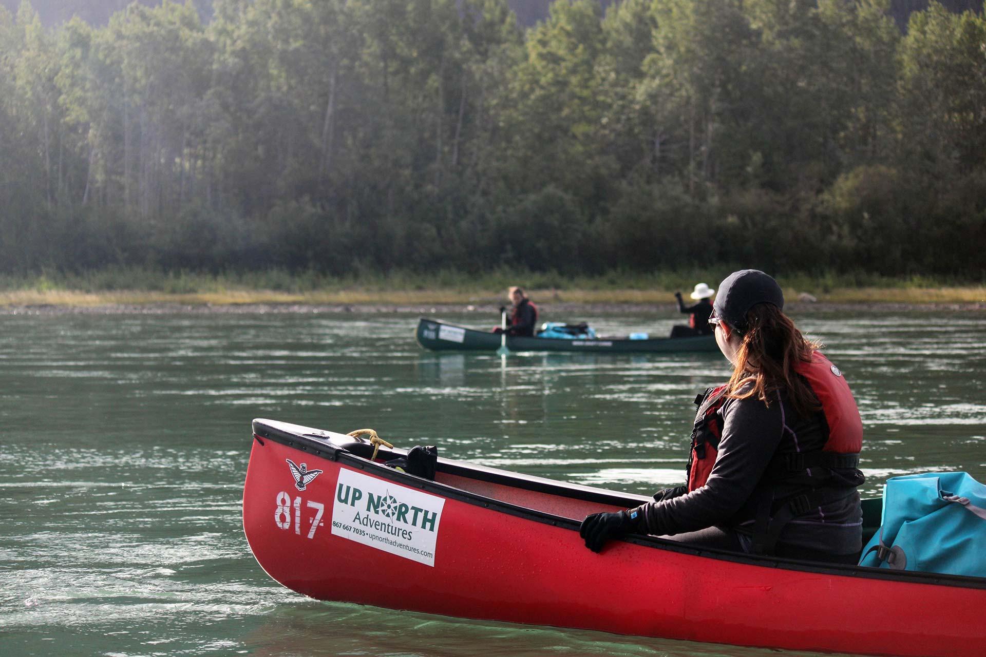 Yukon River Self Guided Trip