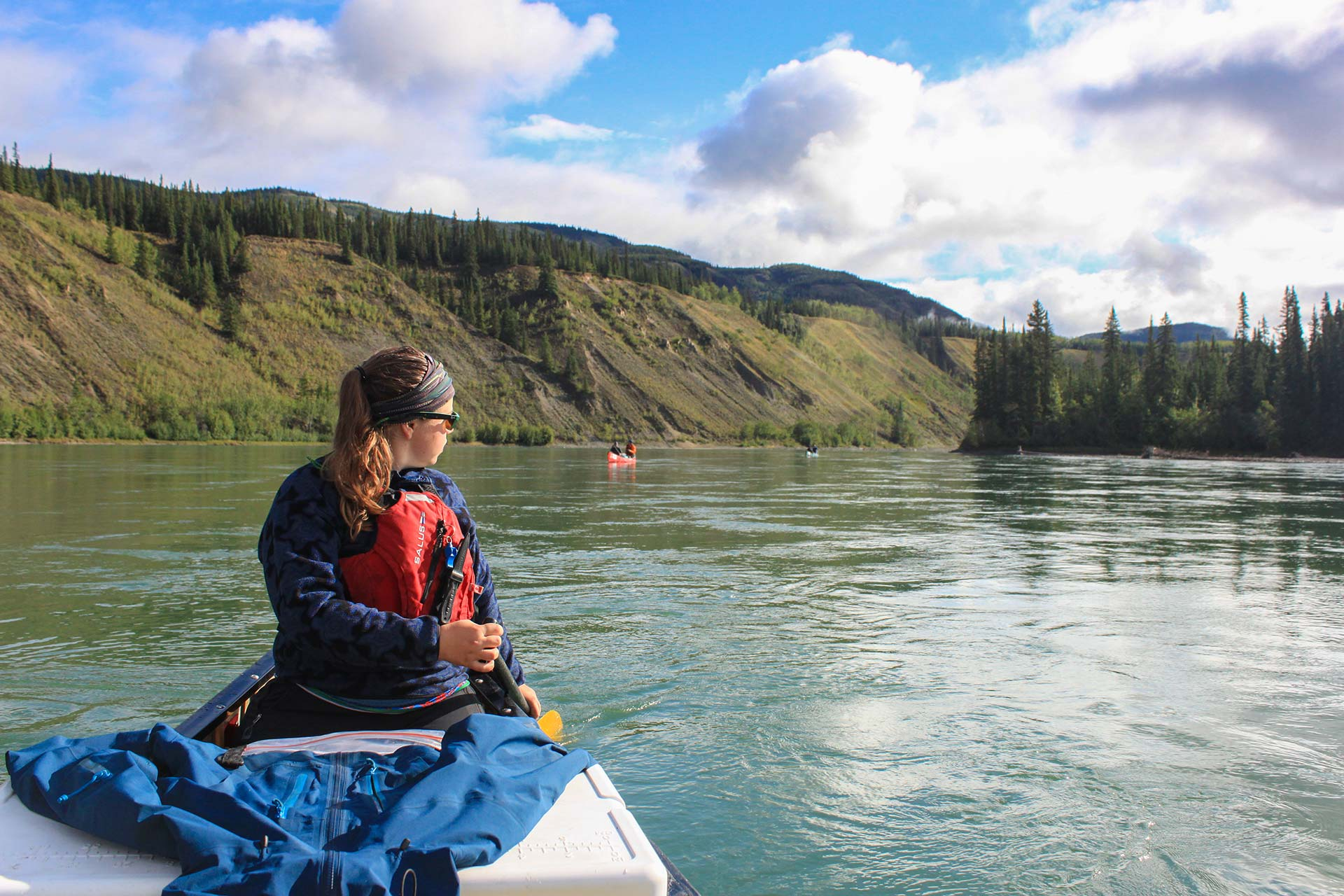 Guided Yukon River Expedition