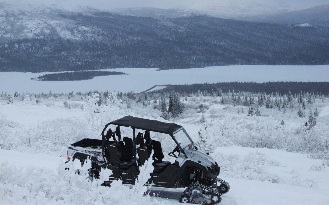 Guided Viking & Snowshoe Tour