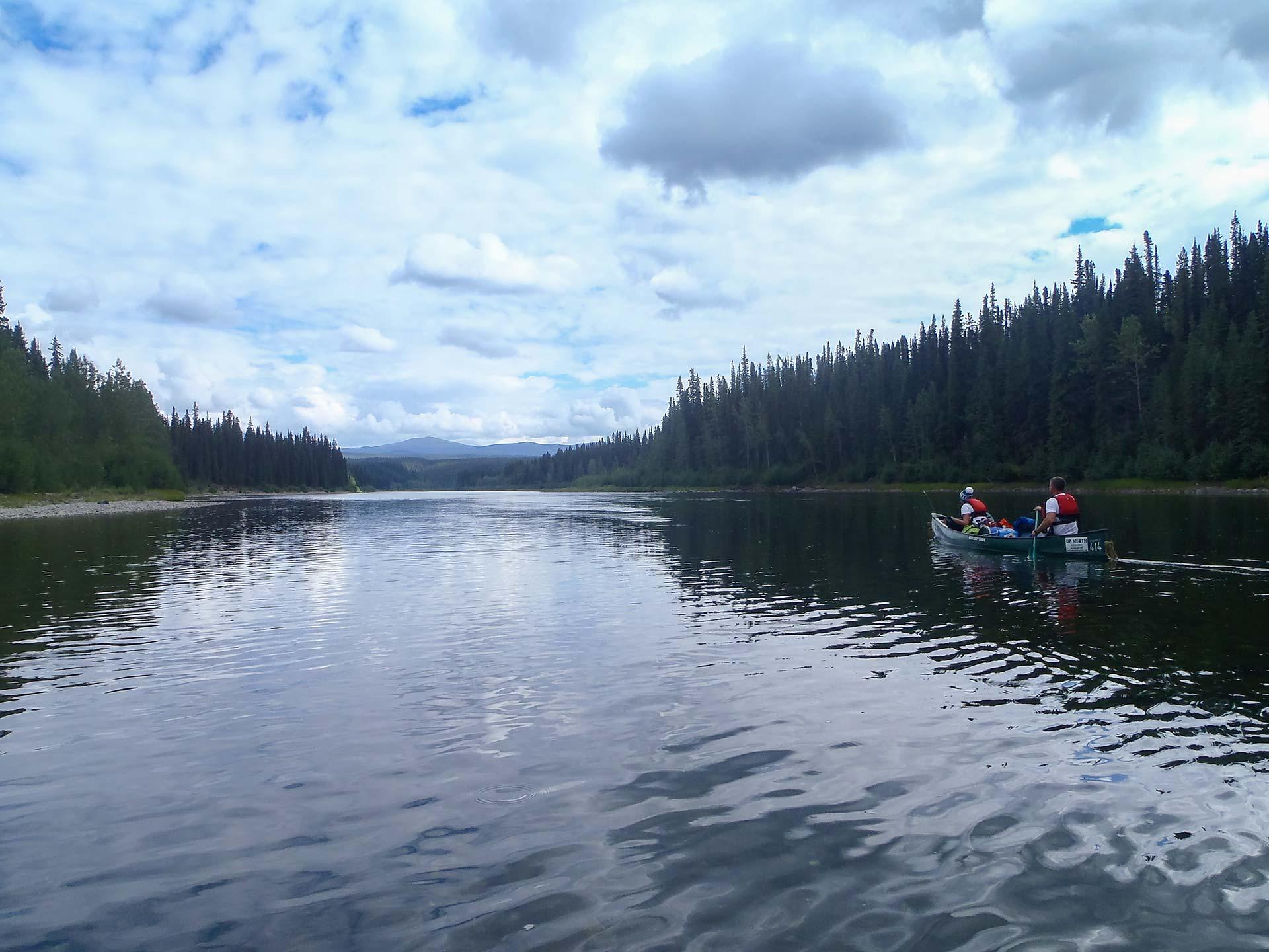 Guided Nisutlin River Tour