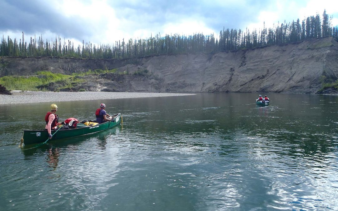 Nisutlin River Self Guided Trip