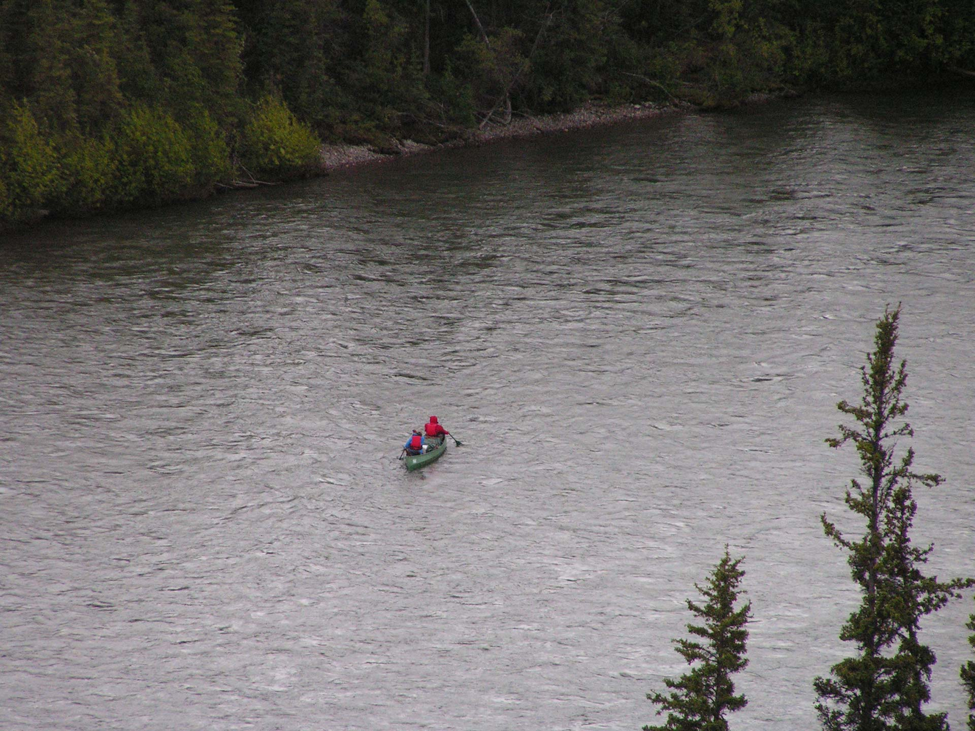 Big Salmon River Self Guided Trip