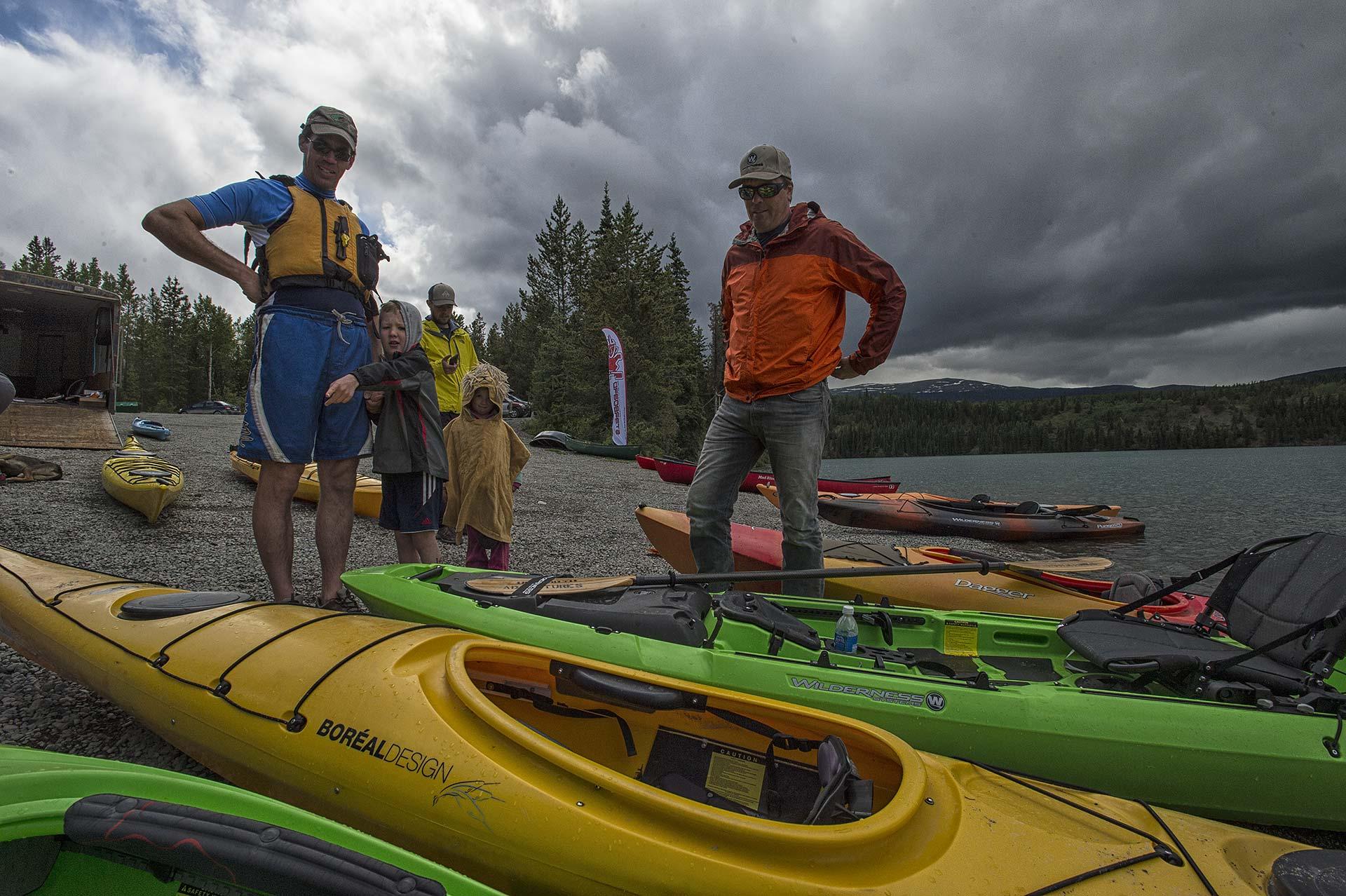 Yukon Hiking Excursions