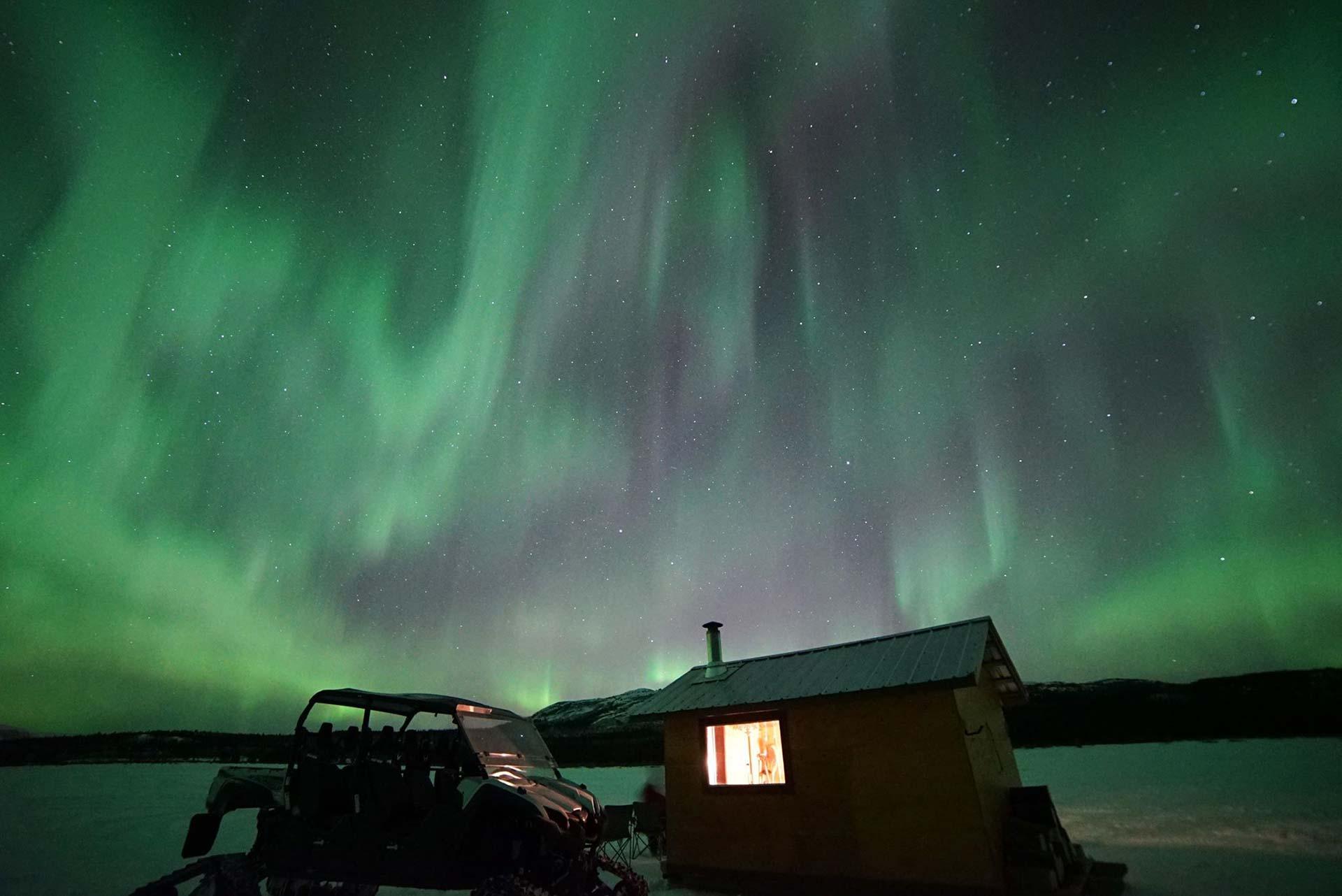 Yukon Northern Lights Viewing Tours